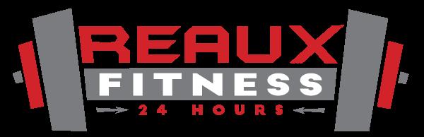 Reaux Fitness retina logo